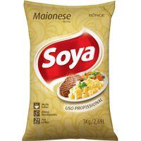 Maionese Soya Bag 3kg - Cod. 7891080617393