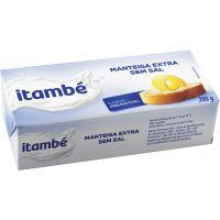 Manteiga sem Sal Itambé 200g - Cod. 7896051135111