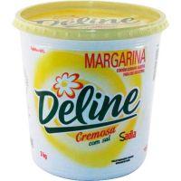 Margarina Deline 3kg - Cod. 7891515430412