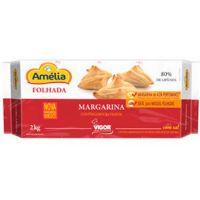 Margarina para Massa Folhada Amélia 2kg - Cod. 17896096000365C6