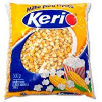 Milho de Pipoca Keri 500g | Caixa com 20un - Cod. 7891095100286C20