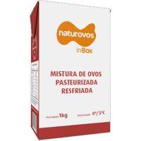 Mistura Ovo Pasteurizado Naturovos 1kg - Cod. 7896715600245