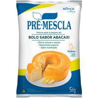 Mistura Para Bolo de Abacaxi Pré Mescla 5kg - Cod. 7891080145421