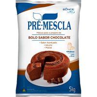 Mistura Para Bolo de Chocolate Pré Mescla 5kg - Cod. 7891080100376