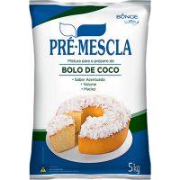 Mistura Para Bolo de Coco Pré Mescla 5kg - Cod. 7891080100260