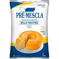 Mistura Para Bolo Neutro Pré Mescla 5kg - Cod. 7891080100253