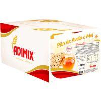 Mistura para Pão Aveia e Mel Leve Adimix 10kg - Cod. 7898228370615