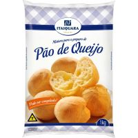 Mistura Para Pão de Queijo Itaiquara 1kg - Cod. 7896545500463