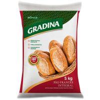 Mistura Para Pão Francês Integral Gradina 5kg - Cod. 7891080150227