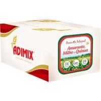 Mistura para Pão Milho Quinua e Amaranto Adimix 10kg - Cod. 17899681401141