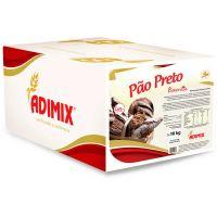 Mistura para Pão Preto Leve Adimix 10kg - Cod. 7898228370684