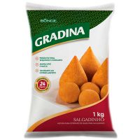 Mistura Para Salgadinho Gradina 1kg - Cod. 7891080150289