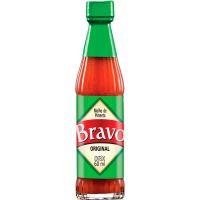 Molho de Pimenta Original Bravo 60ml - Cod. 7896007833368