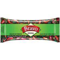 Molho de Pimenta Original Bravo Kenko 8ml com 120 Unidades - Cod. 67896007820360