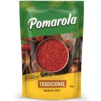 Molho de Tomate Pomarola Tradicional 340g - Cod. 7896036095904