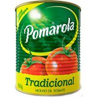 Molho de Tomate Pomarola 800g - Cod. 7896036096598C12