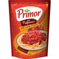 Molho de Tomate Tradicional Pouch Primor 2kg - Cod. 7891080148736