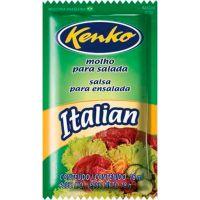 Molho Italiano Kenko 18ml com 120 Unidades - Cod. 789600782182