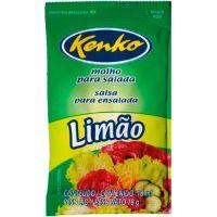 Molho para Salada Limão Sachê Kenko 18ml com 120 Unidades - Cod. 17896007821942