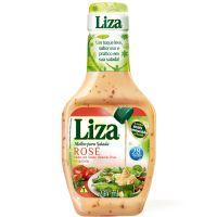 Molho Para Salada Liza Rosé 234mL - Cod. 7896036090909