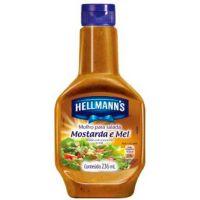 Molho para Salada Mostarda Mel Hellmann's 236ml - Cod. 7891150051256