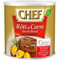 Molho Roti de Carne Chef Nestlé 400g - Cod. 7891000012505