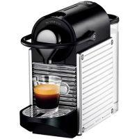 Máquina de Café Cromada Pixie Nespresso 110V - Cod. 7640151398538