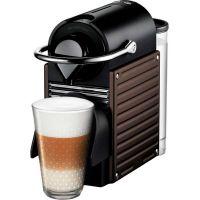 Máquina de Café Marrom Pixie Nespresso 110V - Cod. 7640151392956