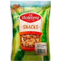 Nozes Quarto sem Casca La Violetera 500g - Cod. 7891089022501