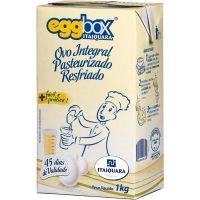 Ovo Integral Pasteurizada Resfriado Itaiquara 1kg - Cod. 7896545502306