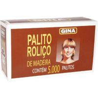 Palito Dental Roliço Gina 5000un - Cod. 7896051010180