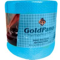 Pano Multiuso Azul Goldpano 0,22X300m - Cod. 742832703727