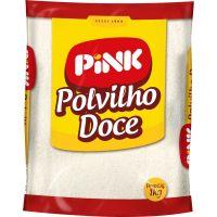 Polvilho Doce Pink 1kg | Caixa com 20un - Cod. 7896229600175C20