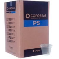 Pote Descartável Transparente PTT Copobras 100ml - Cod. 7896030801013