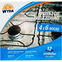 Protetor De Fogão 27X27Cm Wyda 12 Unidades - Cod. 7898930672601