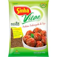 Proteína de Soja Texturizada Escura Vitae Sinha 400g - Cod. 7892300001671C20