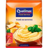 Purê de Batata Qualimax 800g - Cod. 7891122116136