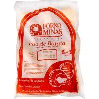 Pão de Batata Frango com Requeijão Forno de Minas 105g com 10 Unidades - Cod. 7896074601020