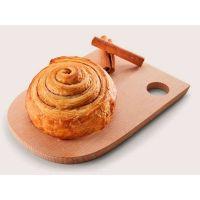 Pão de Canela Cinnamon Forno de Minas 80g com 15 Unidades - Cod. 7896074604304