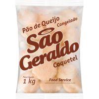 Pão de Queijo Coquetel São Geraldo 1kg - Cod. 7896074601549