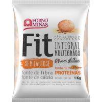 Pão de Queijo Integral Multigrão Fit Forno de Minas 1kg - Cod. 7896074604472