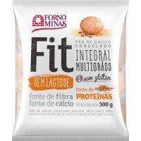 Pão de Queijo Integral Multigrão Fit Forno de Minas 300g - Cod. 7896074604489