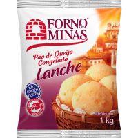 Pão de Queijo Lanche Forno de Minas 1kg - Cod. 7896074600092