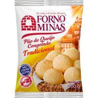 Pão de Queijo Tradicional Forno de Minas 400g - Cod. 7896074600993