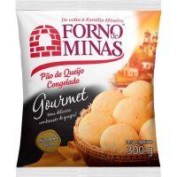 Pão de Queijo Tradicional Gourmet Forno de Minas 300g - Cod. 7896074602416