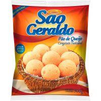 Pão de Queijo Tradicional São Geraldo 300g - Cod. 7896074602607