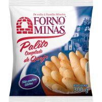 Pão de Quejo Palito Forno de Minas 300g - Cod. 7896074602720
