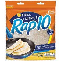 Pão Tipo Tortilla Tradicional Rap 10 330g - Cod. 7896002363792