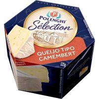 Queijo Camembert Selection Polenghi 125g - Cod. 7891143013292