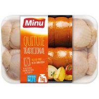 Quitute Congelado Frango Minu Layer Caixa 16kg - Cod. 7896000901743